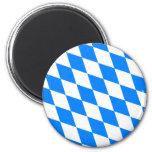 Bandera de alta calidad de Baviera de Alemania Imán Para Frigorifico