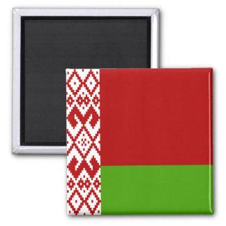 Bandera de alta calidad de Bielorrusia Imanes Para Frigoríficos