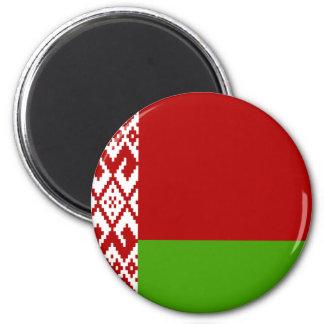 Bandera de alta calidad de Bielorrusia Iman De Nevera