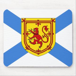 Bandera de alta calidad de Canadá Nueva Escocia Tapete De Ratones
