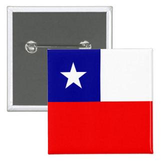 Bandera de alta calidad de Chile Pins