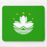 Bandera de alta calidad de China Macao Tapetes De Ratones