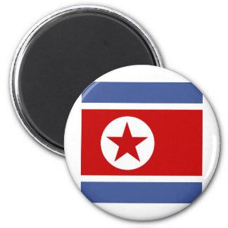 Bandera de alta calidad de Corea del Norte Imán De Frigorifico
