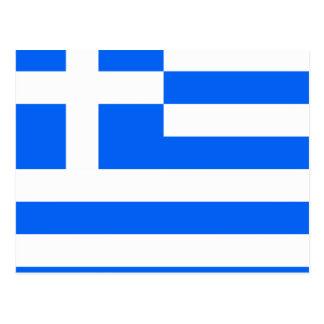 Bandera de alta calidad de Grecia Postales
