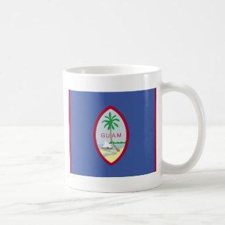 Bandera de alta calidad de Guam Taza De Café