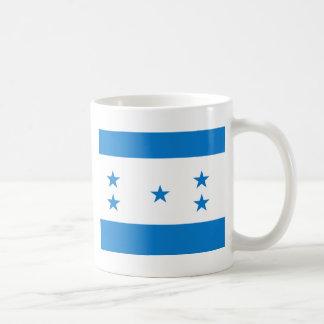 Bandera de alta calidad de Honduras Taza