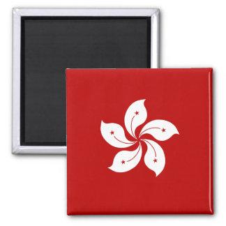 Bandera de alta calidad de Hong Kong Imán De Nevera