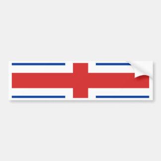 Bandera de alta calidad de Islandia Pegatina Para Auto