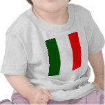 Bandera de alta calidad de Italia Camisetas