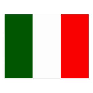 Bandera de alta calidad de Italia Postal