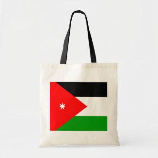 Bandera de alta calidad de Jordania Bolsas