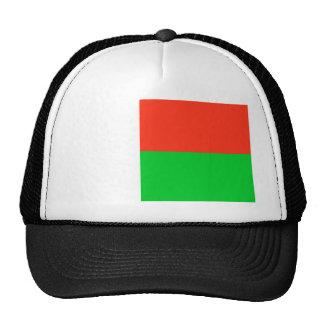 Bandera de alta calidad de Madagascar Gorro