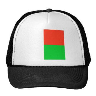 Bandera de alta calidad de Madagascar Gorro De Camionero