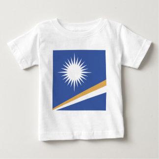Bandera de alta calidad de Marshall Islands Playera