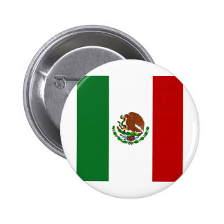 Bandera de alta calidad de México Pin