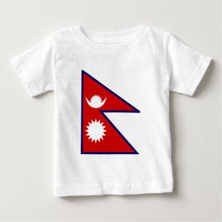 Bandera de alta calidad de Nepal Camisas