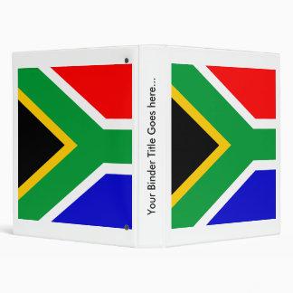 """Bandera de alta calidad de Suráfrica Carpeta 1"""""""