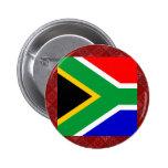Bandera de alta calidad de Suráfrica Pins