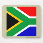 Bandera de alta calidad de Suráfrica Tapetes De Ratones