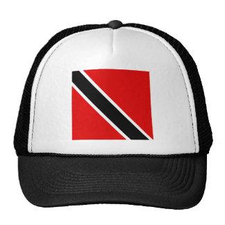 Bandera de alta calidad de Trinidad Trinidad y Gorra