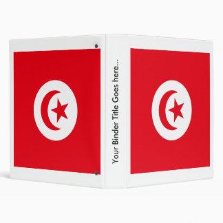 "Bandera de alta calidad de Túnez Carpeta 1"""