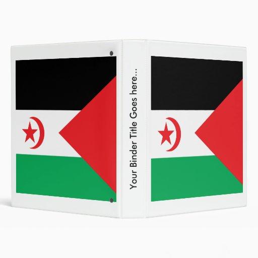 "Bandera de alta calidad de Western Sahara Carpeta 1"""