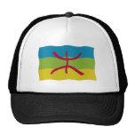 Bandera de Amazigh Gorros Bordados