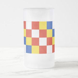 Bandera de Amberes Tazas De Café