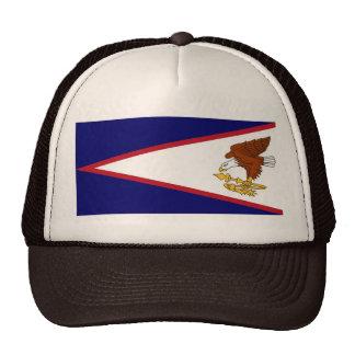Bandera de American Samoa Gorro De Camionero