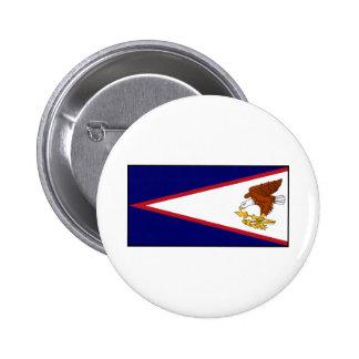 Bandera de American Samoa Pins
