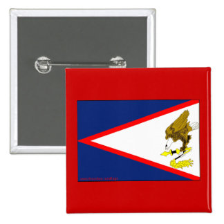 Bandera de American Samoa Pin