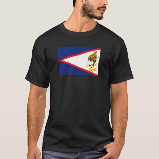 Bandera de American Samoa Playera