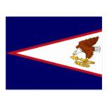 Bandera de American Samoa Postal