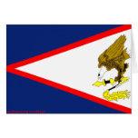 Bandera de American Samoa Tarjetas