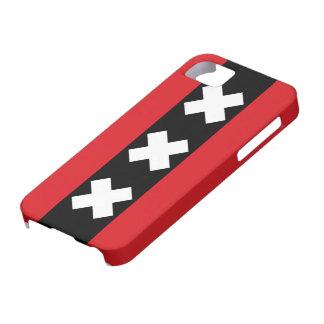 Bandera de Amsterdam Funda Para iPhone SE/5/5s