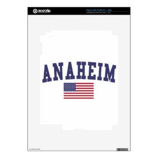 Bandera de Anaheim los E.E.U.U. Skins Para iPad 2