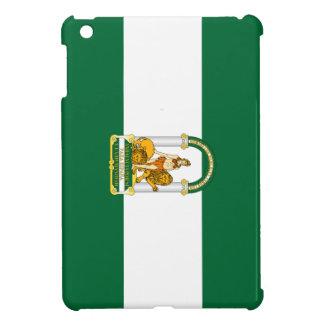 Bandera de Andalucía (España) iPad Mini Cobertura