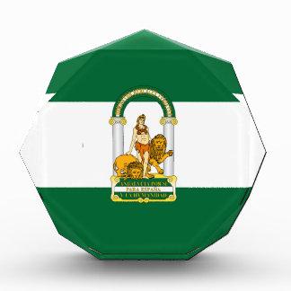 Bandera de Andalucía España