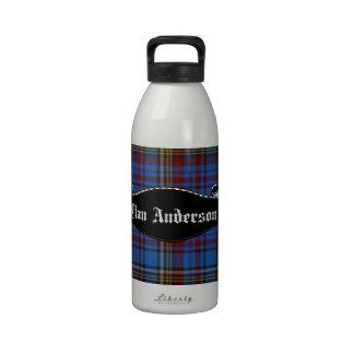 Bandera de Anderson del clan Botellas De Beber