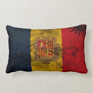Bandera de Andorra Almohadas