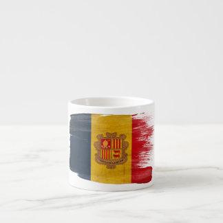 Bandera de Andorra Taza Espresso