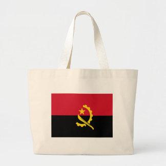 Bandera de Angola Bolsa Tela Grande