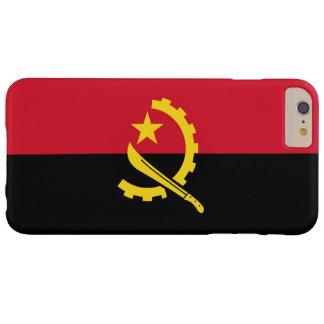Bandera de Angola Funda De iPhone 6 Plus Barely There