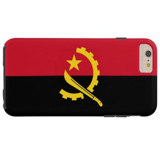 Bandera de Angola Funda De iPhone 6 Plus Tough