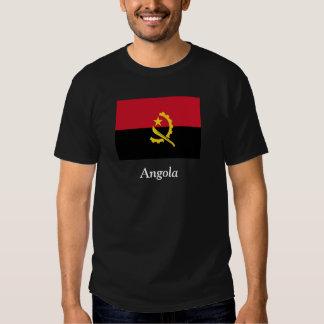 Bandera de Angola Remera