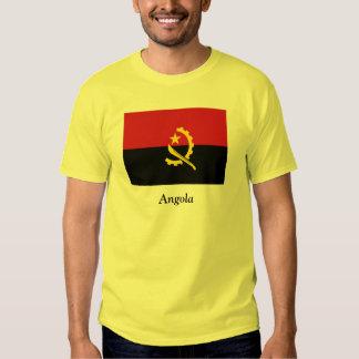 Bandera de Angola Remeras