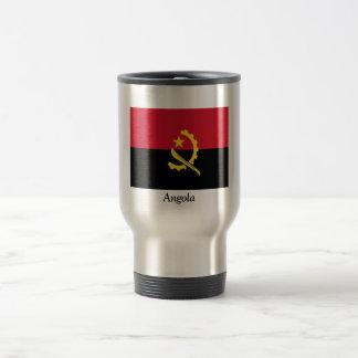 Bandera de Angola Taza Térmica