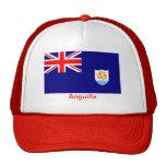 Bandera de Anguila Gorros