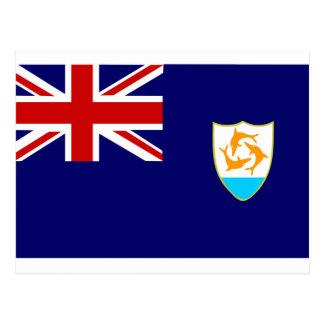 Bandera de Anguila Postal