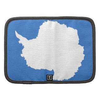 Bandera de Antartican Organizador